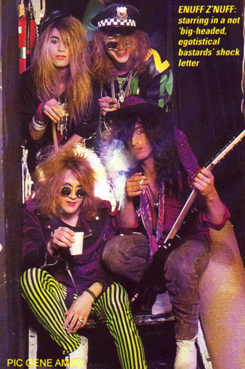 Sleaze Rock Dunsys Cupboard Of Metal Page 2